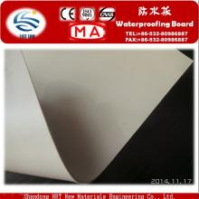 Material de construcción impermeable PVC Geomembrane Fabric
