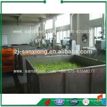Máquina de secado de verduras y frutas