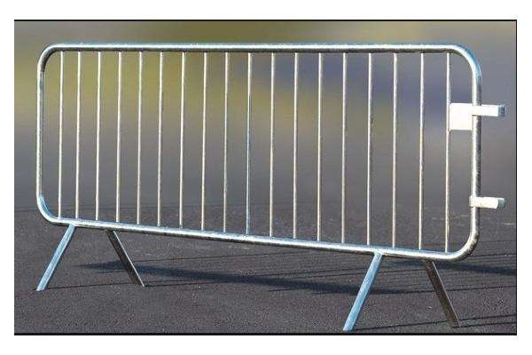 Crowd Control Barriers for safty
