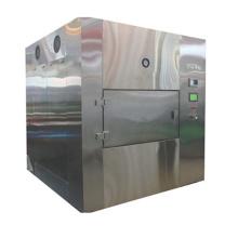 Small microwave low-temperature vacuum drying machine batch microwave vacuum dryer