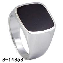 Einfacher Schmuck Design 925 Sterling Silber Ring