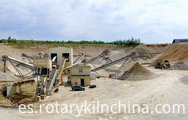 Stone and Sand Making Production Line