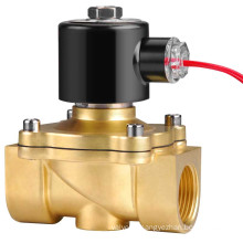 Brass Series 2-Way Direct Acting Water Solenoid Valve