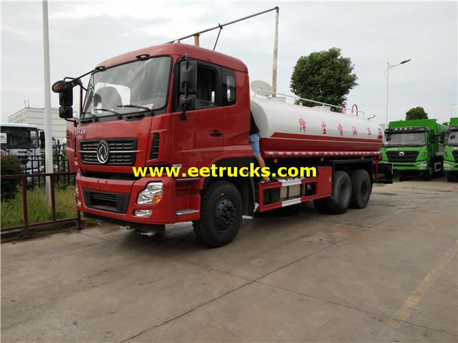 270hp Diesel Water Tank Trucks