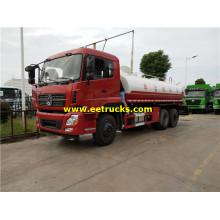 Camions-citernes à eau diesel de 20000 litres