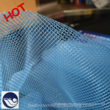 100% polyester soft anti mosquito net curtain fabric