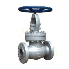 Válvula de globo de acero fundido