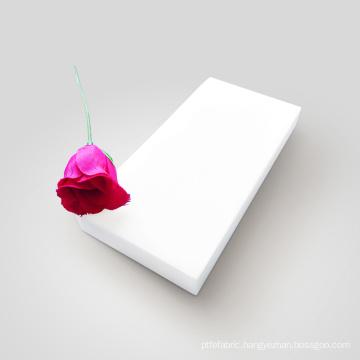 White Color Heat Resistant Ptfe Sheet