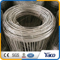 Hinged and fixed knot sheep jumping fence /sheep netting/sheep netting fence