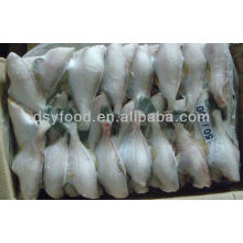 Frozen Skinned fish leather fish fillet