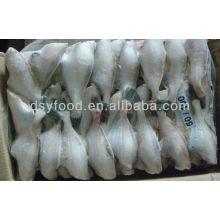 Замороженное филе рыбы из рыбьей кожи