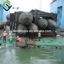 Barge Landing Launching Marine Rubber Airbag