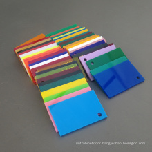 OLEG 2mm Color Acrylic Sheet