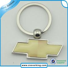 Coche personalizado símbolos marca metal llavero
