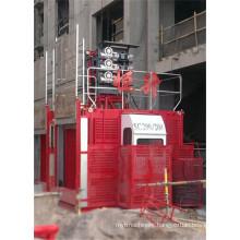 Hsjj Construction Hoist 2t Capacity for Sale