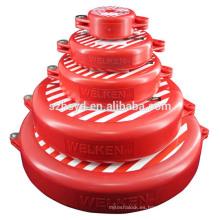 Dispositivo de bloqueo de la válvula de compuerta