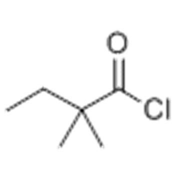 Butanoylchloride, 2,2-dimethyl CAS 5856-77-9