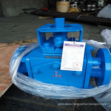 Three Way T Type PFA Lined Ball Valve