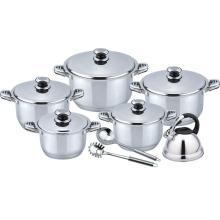Cacerola 13pcs set de utensilios de cocina