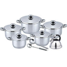 Casserole 13pcs cookware set