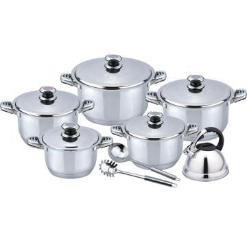 Casserole 13pcs cookware set