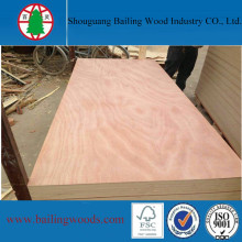 2.5mm Veneer Door Size Plywood for Interior Door