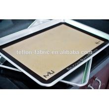 Tapis en silicone à matricage en silicone à la plupart des fabricants de Chine avec impression personnalisée
