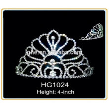 Stable performance factory directly plastic princess crown
