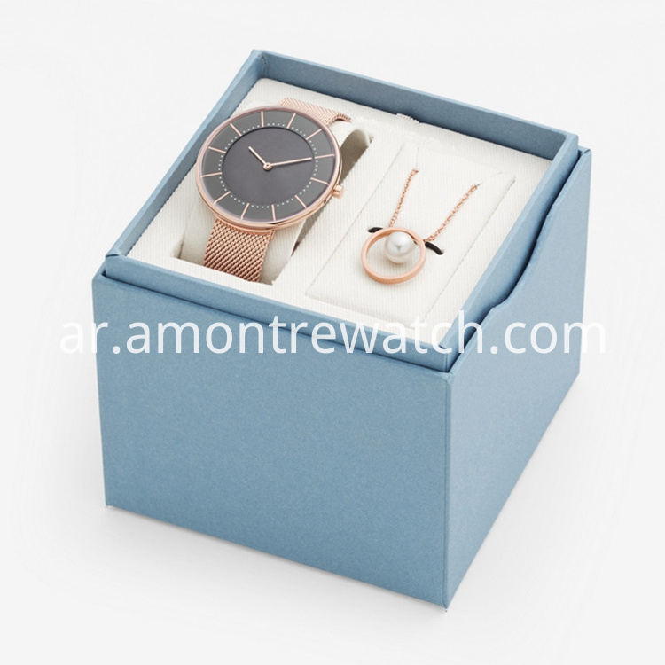 lady watch gift box