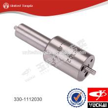 Boquilla inyector de combustible Yuchai motor 330-1112030 para YC6108