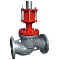 высокое качество пневматический привод клапан управления с низкой ценой