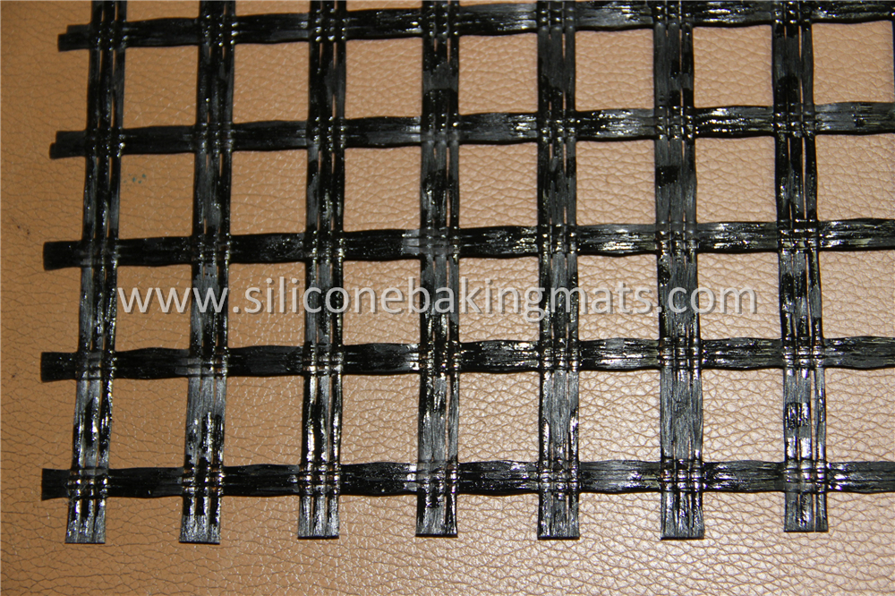 Pet Geogrid Pvc Coated