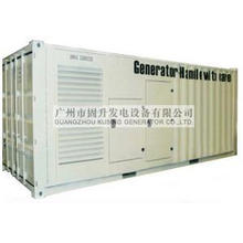 Generador diesel Kusing Ck314000 50Hz de refrigeración por agua