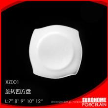 EuroHome novos produtos royal elegante prato giratório