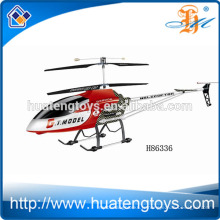 Huateng 3.5CH RC Metal Gyro Helicopter à grande échelle RC Helicopters Sale pour adultes H86336