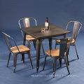 Wholesale Industrial Metal Cafe Restaurant Furniture (SP-CT675)