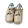 New PU Leather with Hole Children Casual Shoes Wholesales