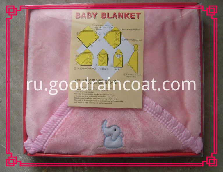 baby blanket sleeping bag
