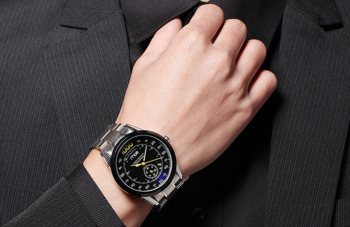 best selling 22mm band big face men watches