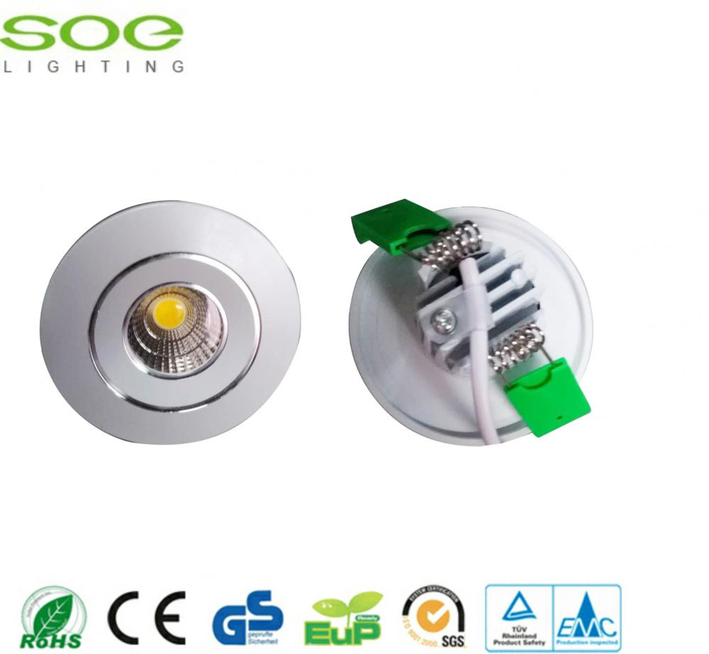 5w COB downlight