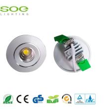 Alta qualidade 5W Global Cob Led Downlight