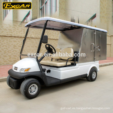 Carrito de servicio eléctrico de 4 ruedas para la venta con precio competitivo