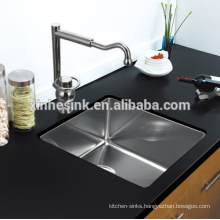 Small Radius 25 Stainless Steel Household Kitchen sink or Commercial Sink