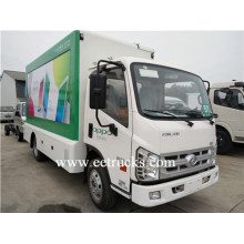 Forland P6 P8 P10 Outdoor LED Advertising Trucks