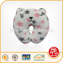 U Shape Cartoon Baby Travel Pillow, Baby Neck Pillow