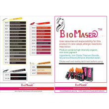 Top high permanent eyebrows and lip tattoo makeup ink .