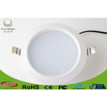 white color led down light SAA,RoHS,CE approved 50,000H