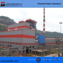 130 T / H Caldera local de carbón CFB de Pakistán