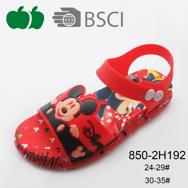 Comfortable Cute New Style Children Sandals 2017