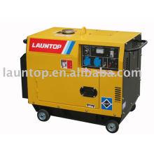 silent diesel generator-4.5kw